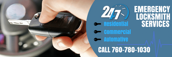 24 hr location services - mobile locksmith in hesperia