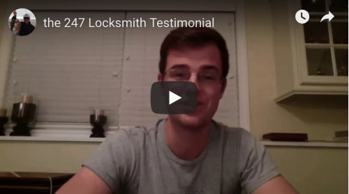 customer review for locksmith service hesperia